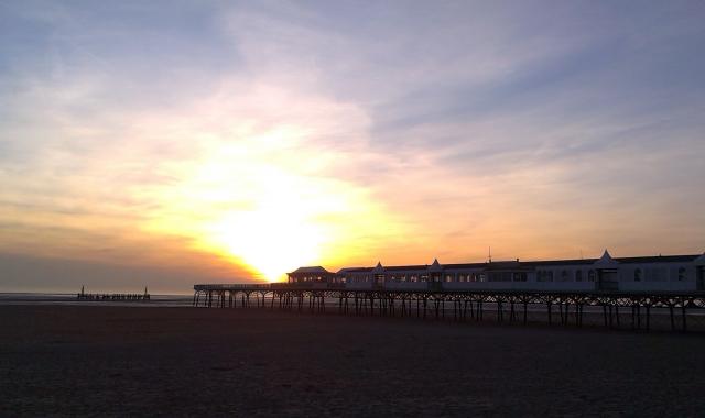LSA Sunset