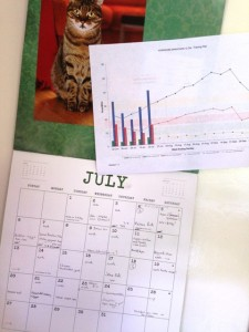 Training calendar oh,... and some other stuff...